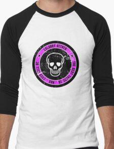 CALGARY HITMEN Men's Baseball ¾ T-Shirt