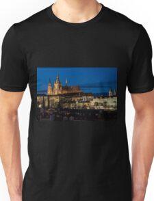 Prague by night Unisex T-Shirt