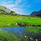 Seven Wonders of Norway - Lofoten Islands . by Andrzej Goszcz. by © Andrzej Goszcz,M.D. Ph.D
