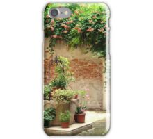 Venice - the sunny corner iPhone Case/Skin