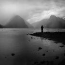 End of the Pilgrimage  by Peter Kurdulija