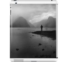 End of the Pilgrimage  iPad Case/Skin