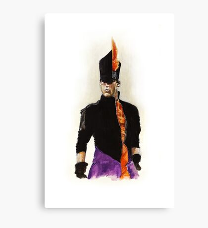 Carolina Crown Canvas Print