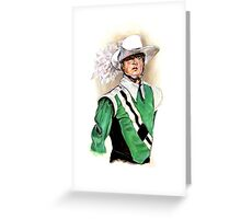 The Cavaliers Greeting Card