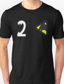 Dino Charge/Kyoryuger Black Unisex T-Shirt