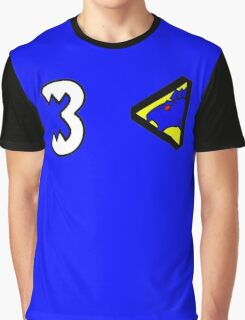 Dino Charge/Kyoryuger Blue Graphic T-Shirt