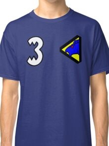 Dino Charge/Kyoryuger Blue Classic T-Shirt