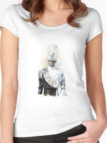 Phantom Regiment  Women's Fitted Scoop T-Shirt