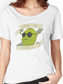 Cool As Shrek Women's Relaxed Fit T-Shirt