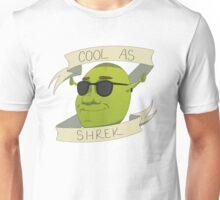 Cool As Shrek Unisex T-Shirt