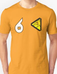 Dino Charge/Kyoryuger Gold T-Shirt