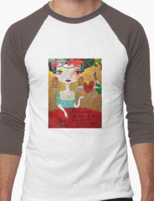 Frida - Take a Lover Men's Baseball ¾ T-Shirt