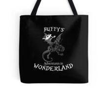 Buffy's  Adventures in Wonderland II Tote Bag