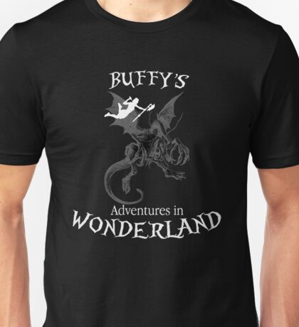 Buffy's  Adventures in Wonderland II Unisex T-Shirt