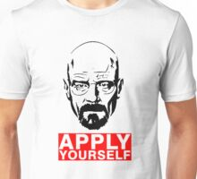 Apply Yourself Break Bad Unisex T-Shirt