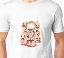 Pumpkin Carving Unisex T-Shirt