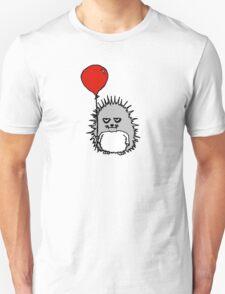 Happy Birthday Reggie T. Hedgie Unisex T-Shirt