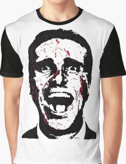 American Psycho - Patrick Bateman Graphic T-Shirt