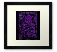 New York NY Addison 136535 1969 24000 Inverted Framed Print