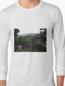 El Tunco - El Salvador Long Sleeve T-Shirt