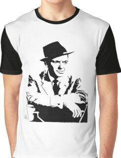 Frank Sinatra silhouette Graphic T-Shirt