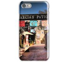 Garcia's Patio Shops~Old Town Albuquerque iPhone Case/Skin