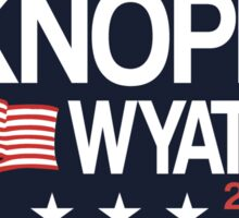 Knope Wyatt 2016 Sticker