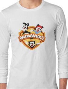 animaniacs logo Long Sleeve T-Shirt