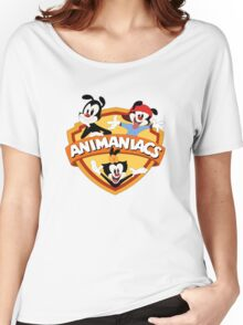animaniacs logo Women's Relaxed Fit T-Shirt