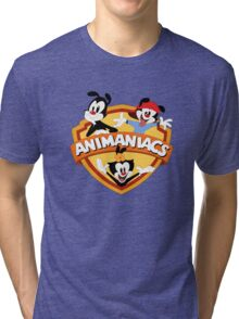 animaniacs logo Tri-blend T-Shirt