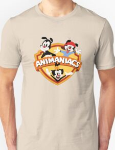 animaniacs logo Unisex T-Shirt