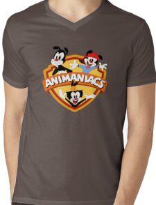 animaniacs logo Mens V-Neck T-Shirt