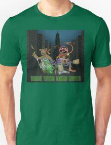 Teenage Talking Dancing Muppets T-Shirt