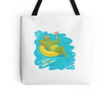Greetings from the Creature! Tote Bag