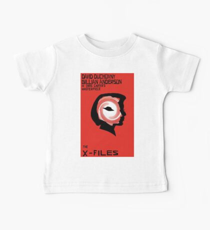 the x-files Baby Tee