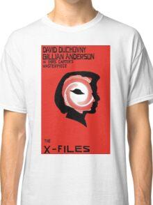 the x-files Classic T-Shirt