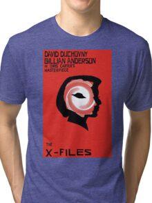 the x-files Tri-blend T-Shirt