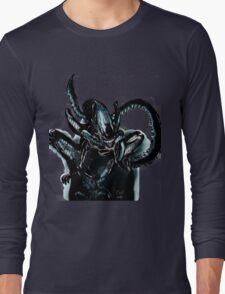 Xenomorph on the Hunt.  Long Sleeve T-Shirt