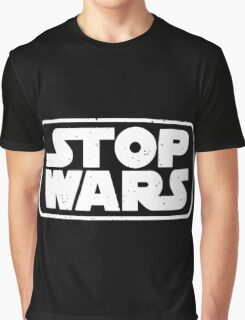 Stop Wars Graphic T-Shirt