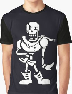 Undertale (Papyrus) Graphic T-Shirt