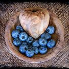~ Blueberry Love ~ by Leeo
