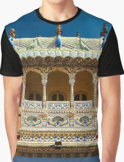 City Palace Porch Graphic T-Shirt