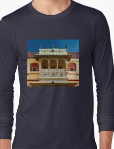 City Palace Porch Long Sleeve T-Shirt