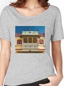 City Palace Porch Women's Relaxed Fit T-Shirt
