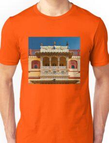 City Palace Porch Unisex T-Shirt