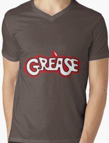 grease Mens V-Neck T-Shirt
