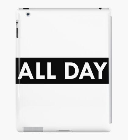 ALL DAY iPad Case/Skin