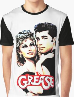 grease Graphic T-Shirt