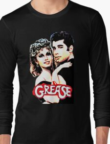 grease Long Sleeve T-Shirt