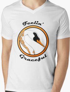 Feelin' Graceful Mens V-Neck T-Shirt